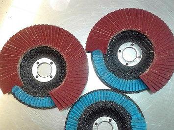Rejected Flap Discs