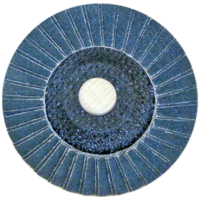 double-flap flap disc
