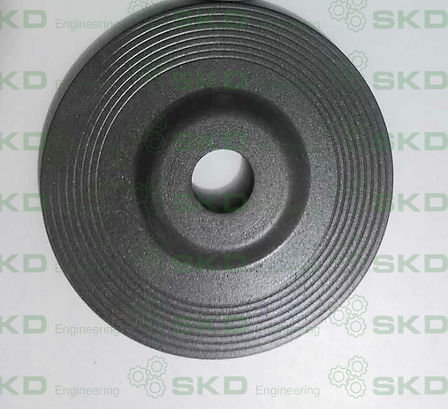 Teflon Coated Aluminium Plate for grinding wheel production
