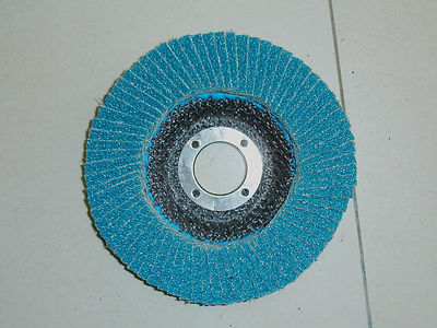 Rejected flap disc Not Round
