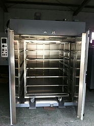 Curing Oven for Grinding Wheels