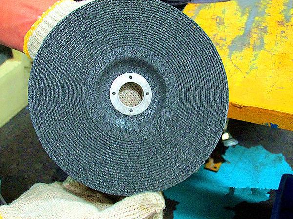 resin-bond grinding wheel
