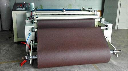 Coated Abrasive Jumbo Roll Slitter-EXPERT FOR FLAP DISC MAKING