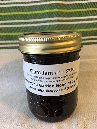 Plum Jam 250ml