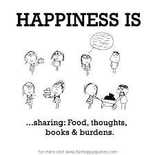Day 58 - Sharing Food