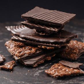 チョコレートと心臓の甘い関係??