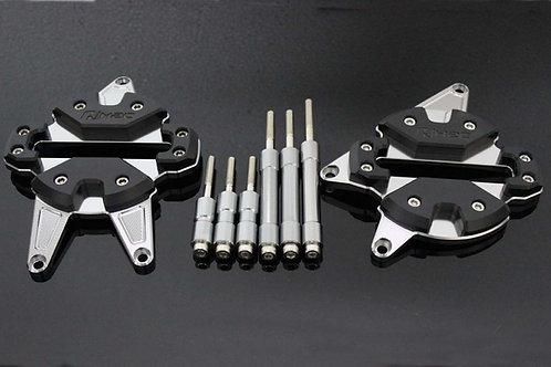 Honda Grom OG CNC Crankcase Covers