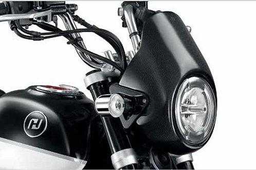 Honda Monkey carbon head light cowl H2C