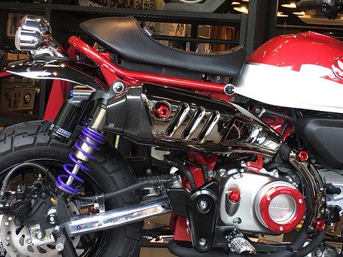 Honda Monkey H2C exhaust tip