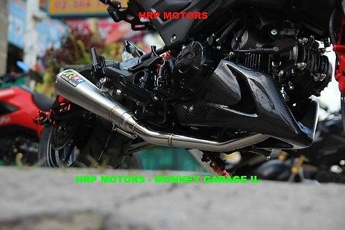 Honda Grom 2013-2017 AR low mount-