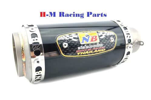 NB Racing Exhaust low mount