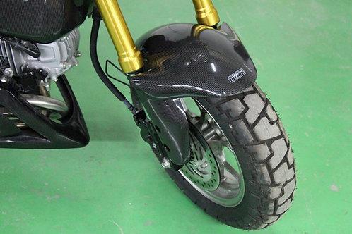 Honda Monkey / Grom OG/SF Carbon Front Fender (Hugger Type)