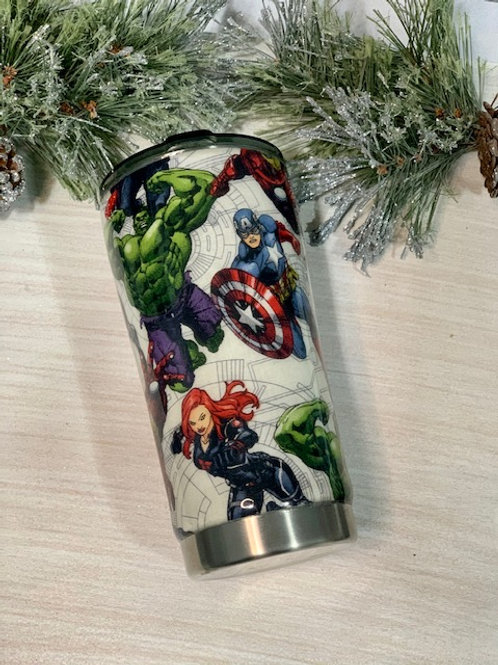 Marvel Travel Mug