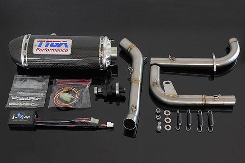 Honda Grom OG TYGA/KITACO Power Up Kit, Carbon Type