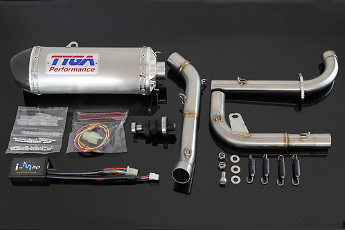 Honda Grom OG TYGA/KITACO Power Up Kit, Stainless Type
