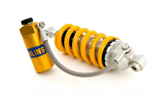 Honda Grom Ohlins rear shock remote reservoir