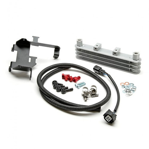 KITACO 3 ROW SUPER OIL COOLER KIT FOR KAWASAKI Z125 PRO
