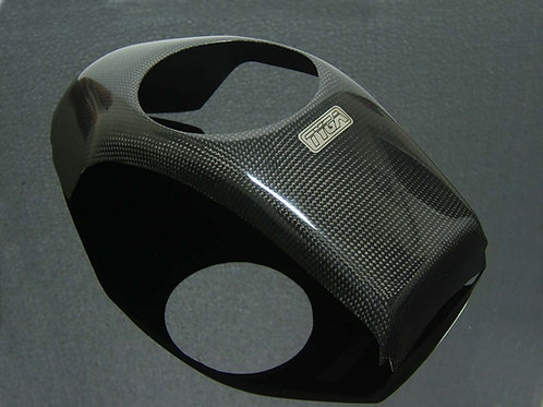 Honda Grom OG (2013-2015) Carbon Tank Cover (Glue-On Type)