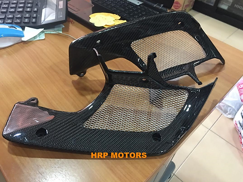 Honda Grom OG Front shrouds Carbon