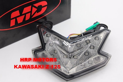 Kawasaki Z125 Pro integrated tail light - MD japan