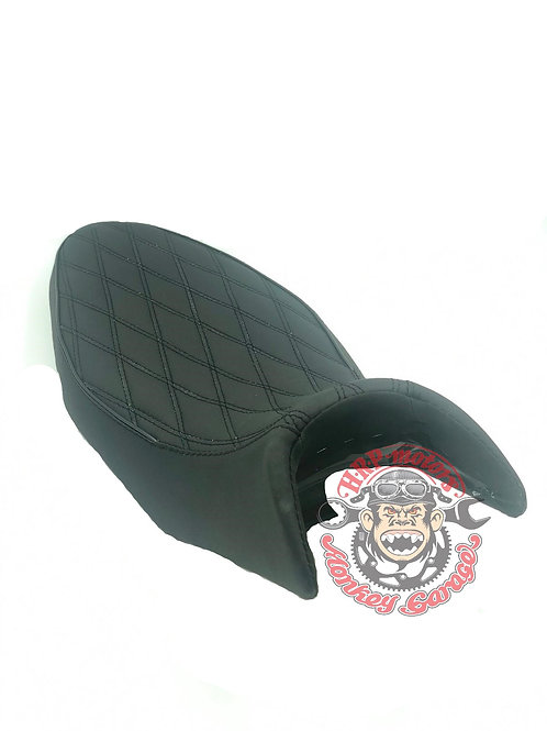 Kawasaki Z125tiPro Diamond stitch seat