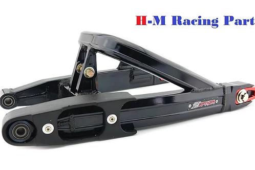 Honda Grom Rear swing arm with brace upper/lower