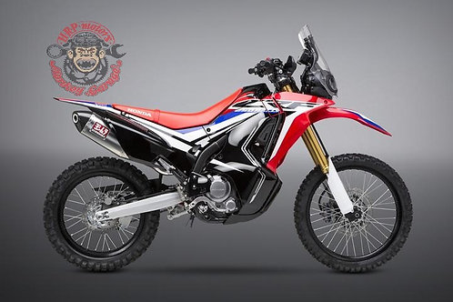 Hoda CRF250L / RALLY 2017-19 Yoshimura RACE RS-4 Full system