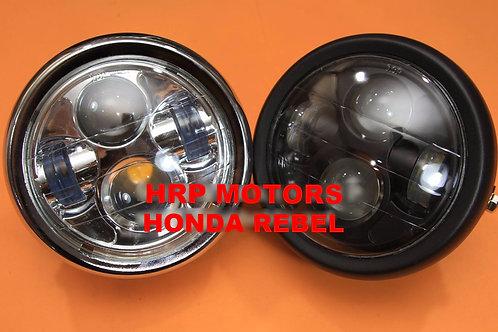 Honda Rebel replacement Led headlight