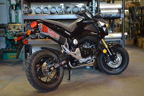 Honda grom (OG) 2013-15 evo s full system exhaust - BIG GUN
