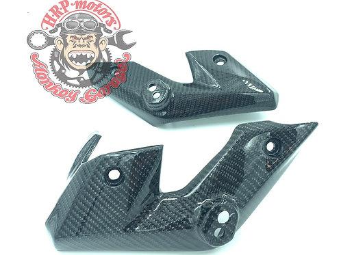 Honda Grom SF Carbon boomerangs