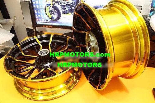 Honda Grom Alloy wheels v2