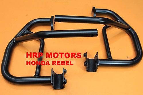 Honda Rebel 300/500 front crash cage.
