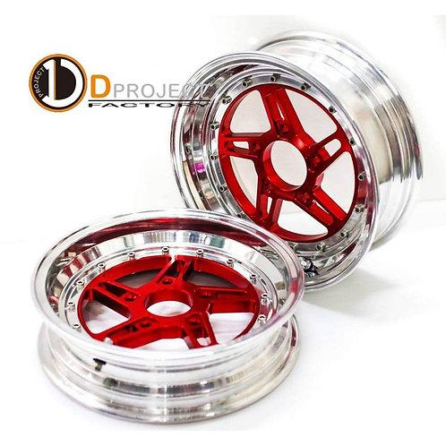 Honda Monkey\Grom alloy wheels H2