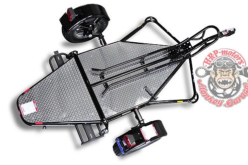 Single Stand-Up™ Motorcycle Trailer