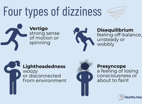 Dizziness and Vertigo