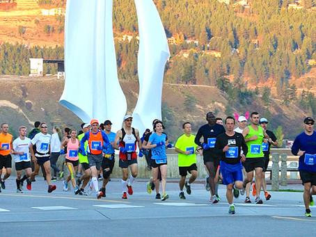 2015 BMO Okanagan Marathon