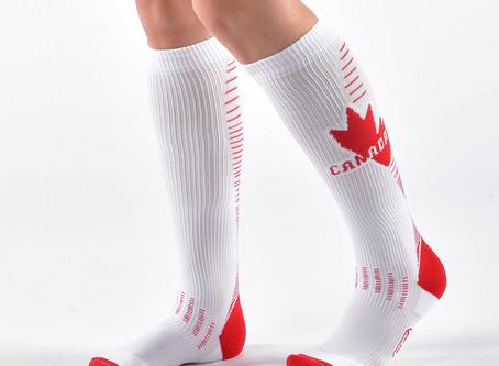 Compression socks helpful when running a marathon?