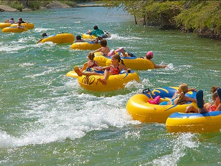 Katy's Ultimate River Floatin' Fun Guide