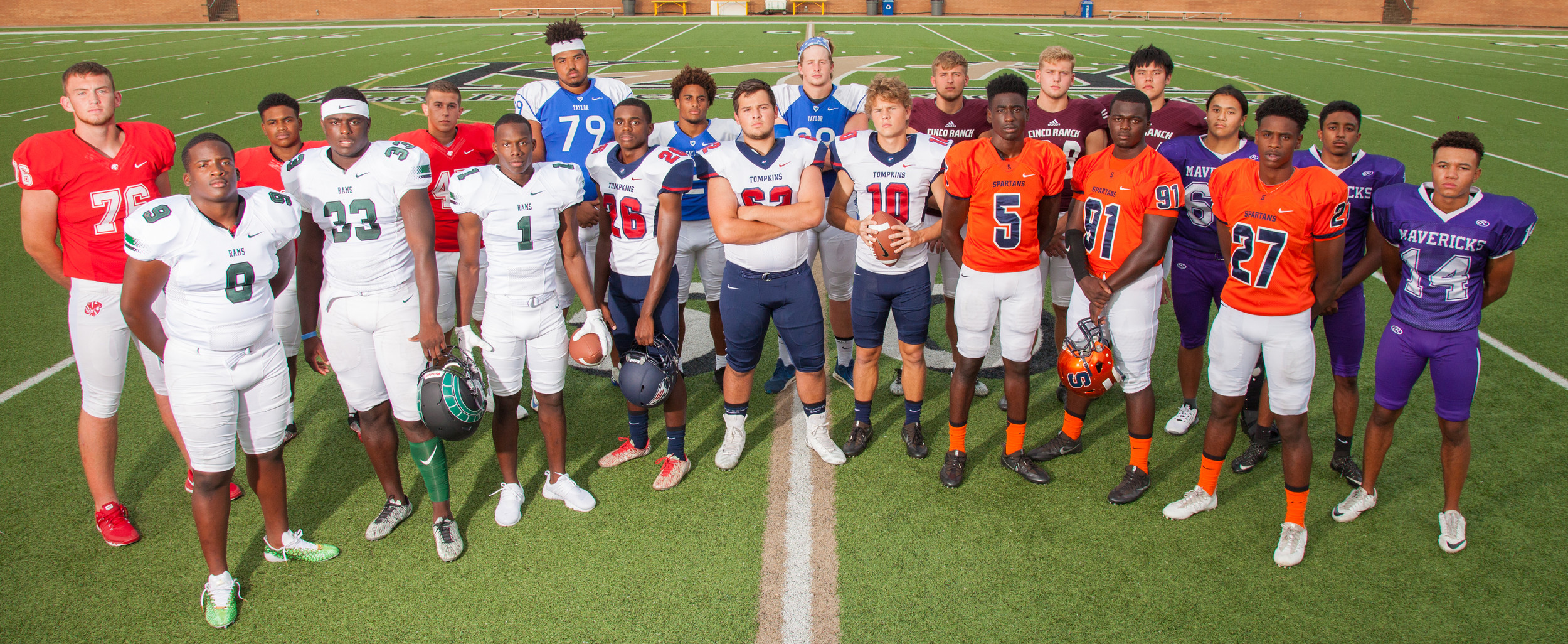 KATY FOOTBALL PICKS: Who to Watch this Football Season