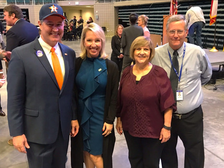 Summary of Katy ISD State of the District Address