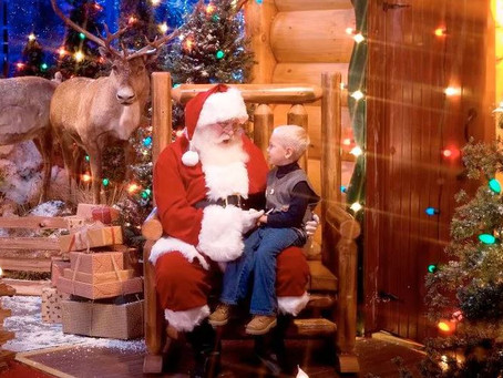 SANTA SIGHTINGS: Katy Places to Meet the Man in Red