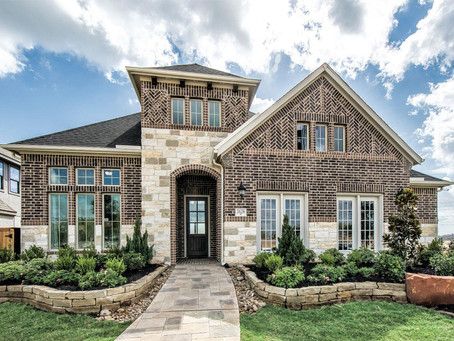 Cane Island in Katy Opens 9 New Model Homes