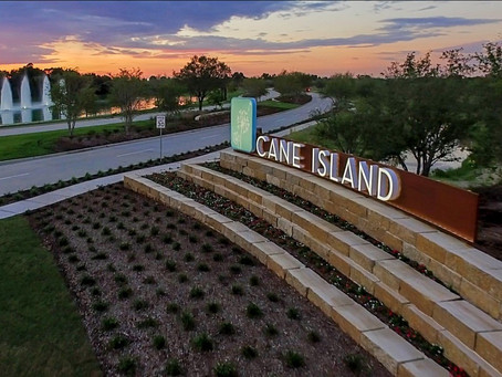 Cane Island Parkway to Open South of IH-10 in Katy
