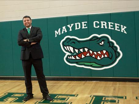 Katy ISD Principal Spotlight: Dr. David Paz, Mayde Creek Junior High
