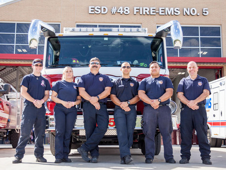 Harris County ESD 48 Taking Applications for Volunteer Firefighters Academy