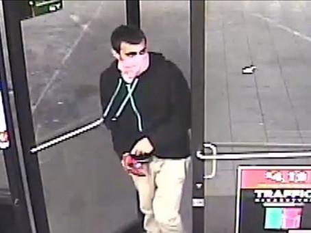 Aggravated RobberyCaught on Camera in Katy