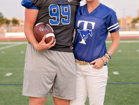 Meet the Real Football Wives of Katy