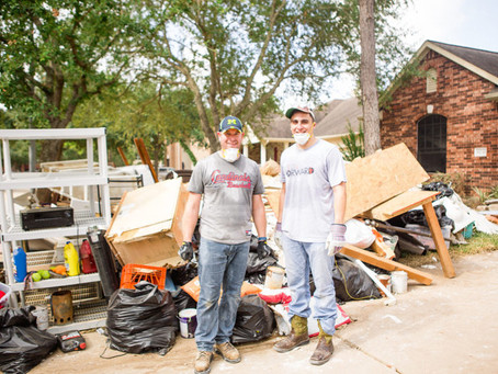 Relief for Hurricane Harvey Victims in Katy with $5 Billion in State Funding