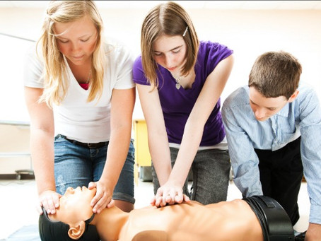 Low-Cost CPR and First Aid Classes This Saturday in Katy