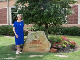 Meet Katy ISD's Newest School Namesake Patsy Stanley